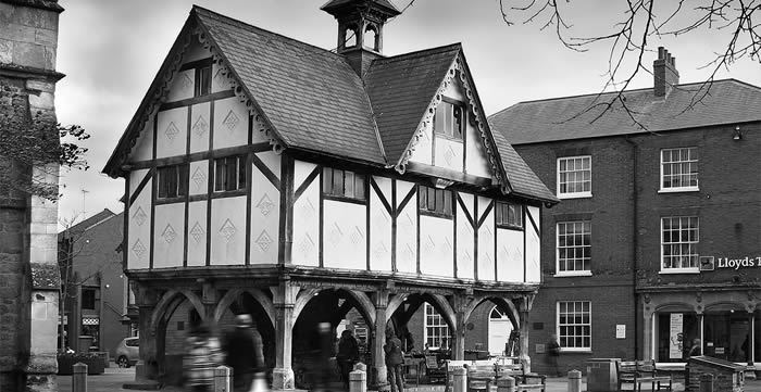 Old schoolhouse, Market Harborough
